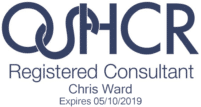 listed as OSHCR consultant
